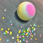 Unicorn Kisses Bath Bomb