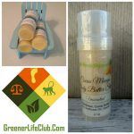 Cocoa Mango Body Butter Stick