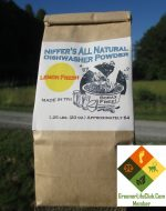 Niffer's All Natural Dishwasher Powder