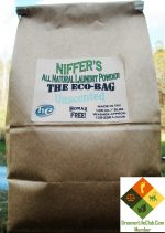 Niffer's All Natural Laundry Powder