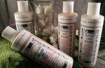 Glimmer Locks Sulfate free shampoo