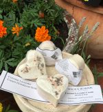 Coconut Lavender Cream Himalayan Soap