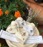 Coconut Lavender Cream Himalayan Soap