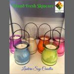 Lantern Soy Candles
