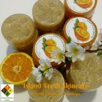 Honey Glycerin Loofah Soap