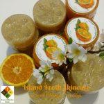 Honey Glycerin Loofah Soap