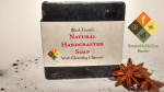 Black Licorice Cleansing Charcoal Soap