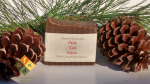 Pine Tar Soap with Cocoa & Shea Butter