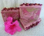 Romantic Rose Soap