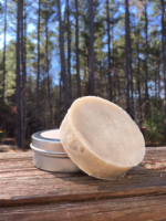 Bamboo Hemp Shave Soap