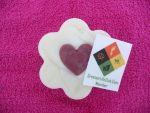 Wild at Heart Flower Soap