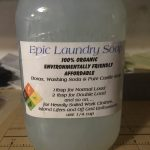 Epic Laundry Soap