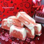 Peppermint Essential Oil Bath Bar