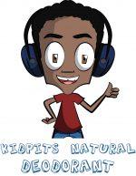 Kid Pits Natural Deodorant