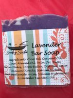 Cold Process Lavender Soap