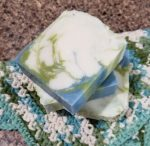 Ocean Swirl Cold Process Soap