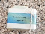 Ocean Swirl Cold Process Soap