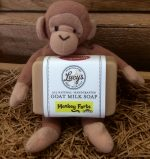 Lucy's Soap Monkey Farts Gift Set