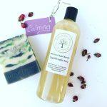 100% Extra Virgin Olive Oil Castile Liquid Soap & Castile Soap Body Wash Shower Gel – 16 oz (475 ml)
