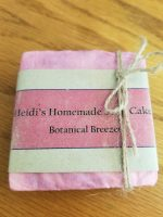 Botanical Breezes Soap Cake