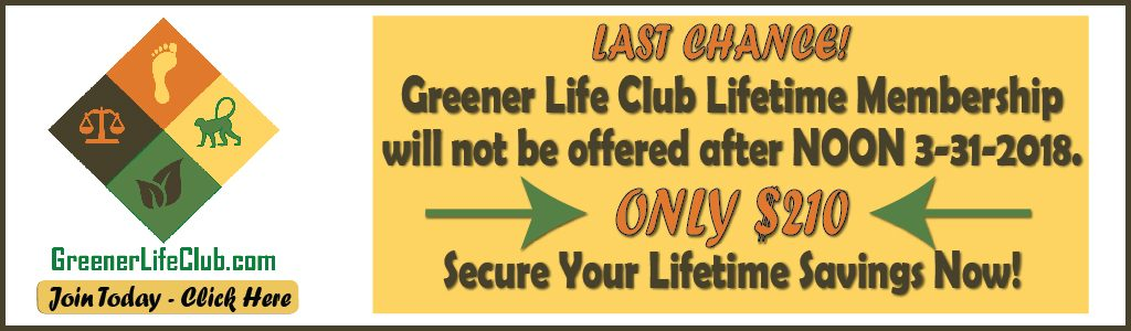Lifetime Membership Option Ends NOON EST 3-31-18 - Our 10 Year Anniversary