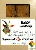 BuckOff Hand Soap