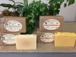 Sloping Pasture Goat' Milk Soap