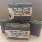 Fine French Lavender Mango Butter Soap-Organic