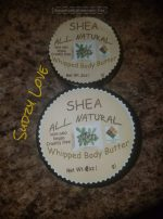 Shea ALL NATURAL Whipped Body Butter