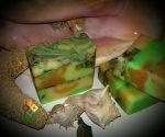 Sun and Sand Soap