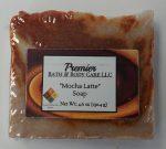 Handmade Mocha Latte Soap | Vegan Soap | Moisturizing Bar Soap | Pumpkin Mocha Latte Soap | Coffee Soap