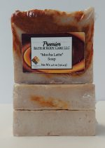 Handmade Mocha Latte Soap | Vegan Soap | Moisturizing Bar Soap | Pumpkin Mocha Latte Soap | Coffee Soap