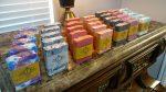 Eucalyptus Tea Tree Lavender Goatmilk soap with Shea Butter