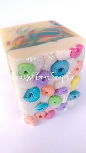 Fruity Loops Artisan soap – Greener Life Club
