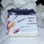 Carrier's Natural Soap and Candles