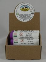 All Natural Moisturizing Lip Balm