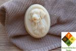 Golden Retriever Goat Milk Soap