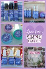 Simple Enough skin essentials