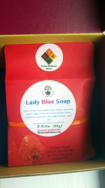 Lady Blue Soap