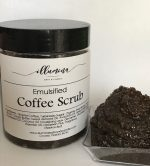 Emulsified Coffee Scrub