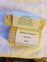 Andrea's Fabulous Tea Tree Soap