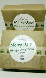 Merry-Jane  Hemp Oil Soap