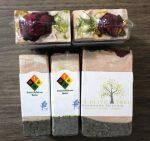 Rose & Jasmine Green Tea – Handmade Artisan Soap Bar – Huge size (6.0- 6.25 oz)
