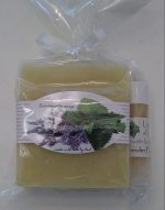 Lavender and Peppermint Soap and Lip Balm