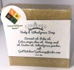 Hemp & Wheatgrass Soap