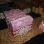 Lavender Handcrafted Soap by Kasha27