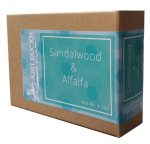 Sandalwood & Alfalfa Soap