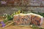 Handmade Soap Wildflower Field