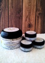 China Blue Vegan Whipped Body Butter