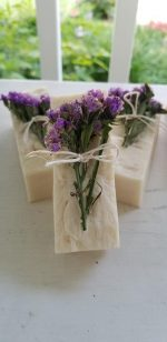 Lovely Lily of the Valley soap